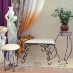 Компания Неолит - большой выбор садовых фигур, садовой мебели